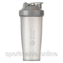 Шейкер спортивний BlenderBottle Classic 28oz/820ml Grey (ORIGINAL)