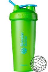 Шейкер спортивний BlenderBottle Classic Loop 28oz/820ml Special Edition Vera Green/Blue (ORIGINAL)
