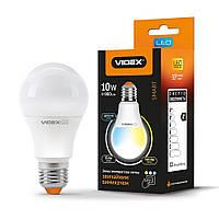 LED лампа з регулюванням колірності VIDEX A60eC3 10W E27, фото 1