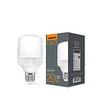 LED лампа VIDEX A65 20W E27 5000K, фото 1