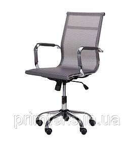 Кресло  Slim Net LB XH-633B Серый (Серая)