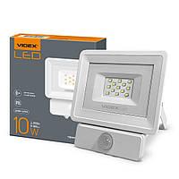 LED прожектор VIDEX 10W 5000K Сенсорний, фото 1