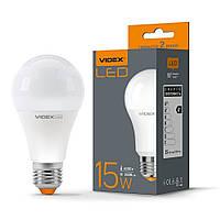 LED лампа VIDEX A65e 15W E27 4100K, фото 1