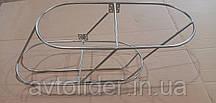 Нержавіюча палубна кошик для кранцев з нахилом вліво