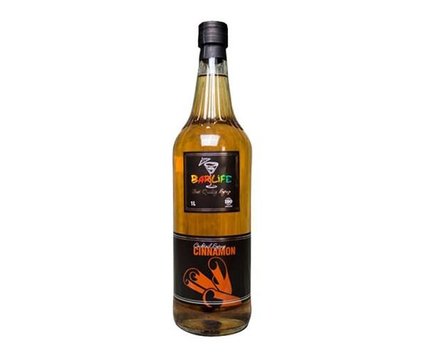 Сироп Barlife (Барлайф) Корица 1 л (Syrup Barlife Cinnamon 1 L)