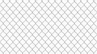 Рабица оцинкованная (объемный рулон) Ф 1,6 - 35 мм х 35 мм (загнутые концы), фото 1