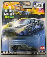 Коллекционная  модель Hot Wheels Ford GT
