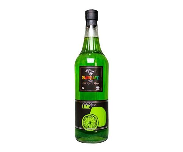Сироп Barlife (Барлайф) Лайм 1 л (Syrup Barlife Lime 1 L)