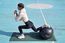 Мяч для фитнеса и гимнастики Power System PS-4018 85cm Black, фото 5