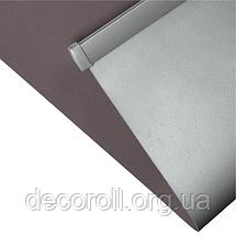 Рулонные шторы - ролеты солнцезащитные, светонепроницаемые из ткани blackout - цена от 0.5 кв.м, фото 2