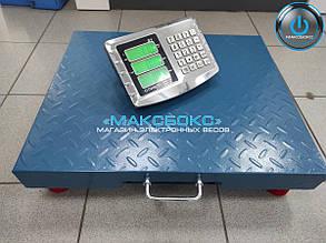 Бездротові ваги 600 кг – Олімп Р3 WiFi