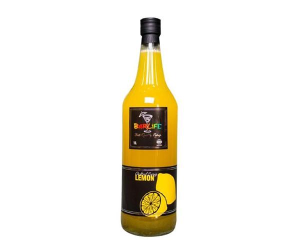 Сироп Barlife (Барлайф) Лимон 1 л (Syrup Barlife Lemon 1 L)