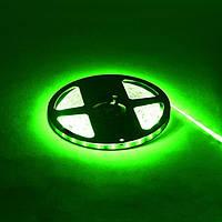 Стрічка світлодіодна Horoz Electric Ren 5м 12В вологозахищена зелене світло