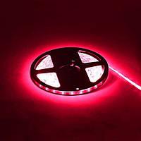 Стрічка світлодіодна Horoz Electric Ren 5м 12В вологозахищена червоне світло