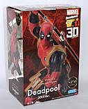 Фігурка MARVEL COMICS - Deadpool 30Thver. Deadpool - Sega SPM, фото 6