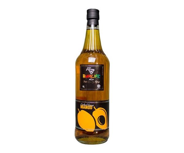 Сироп Barlife (Барлайф) Манго 1 л (Syrup Barlife Mango 1 L)