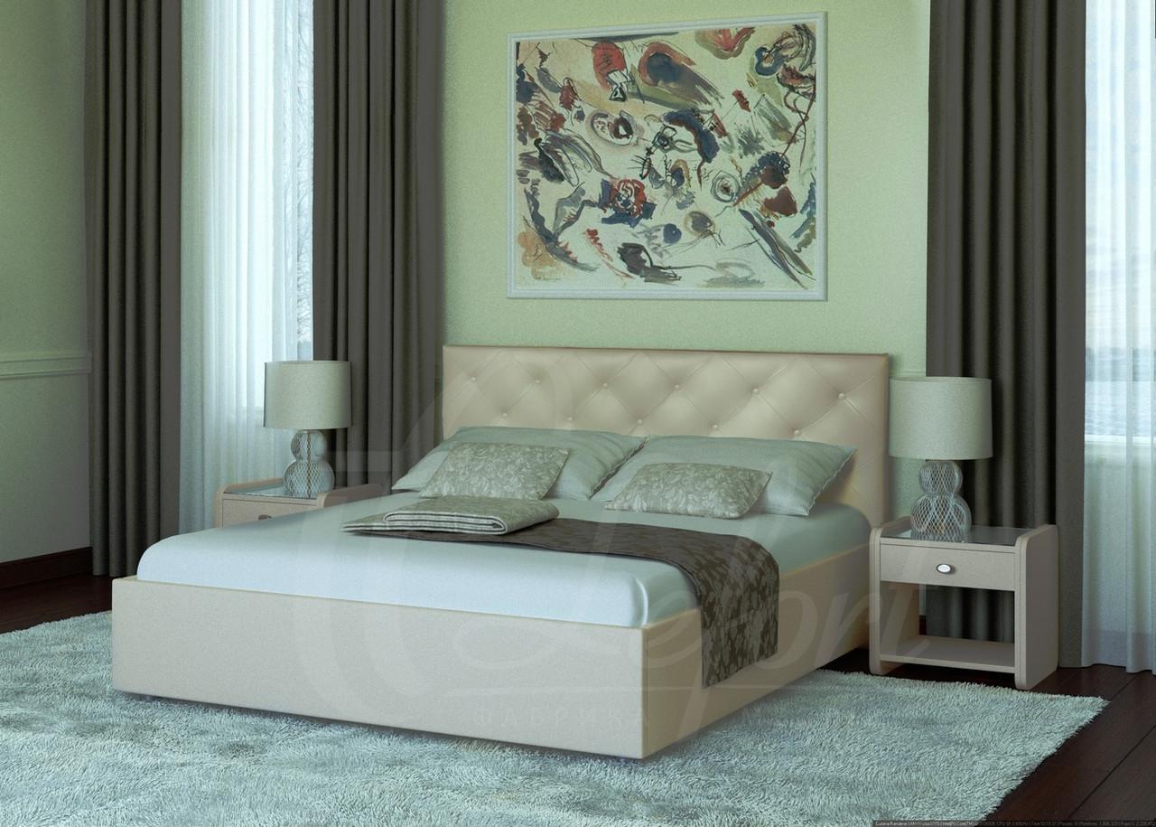 Ліжко Анжелі з підйомним механізмом Lefort™