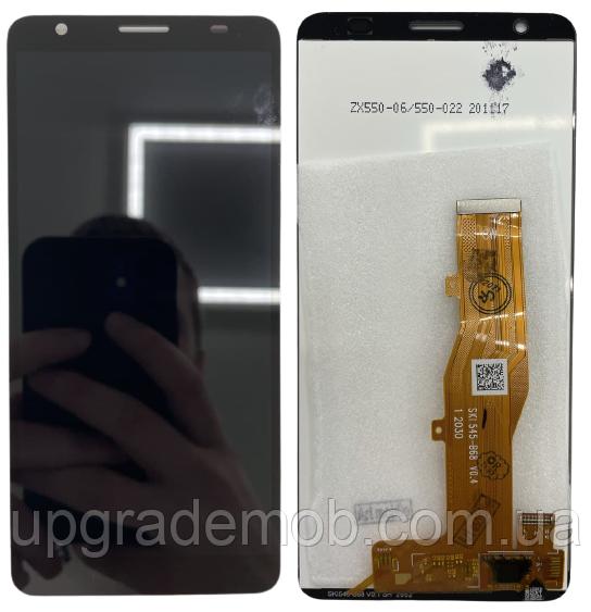 Дисплей ZTE A3 Blade 2020 тачскрин модуль черный