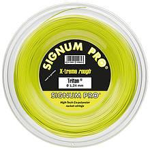Теннисные струны Signum Pro Triton 200 м Желтый 5491-0-1, КОД: 1633995