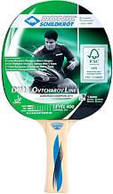 Ракетка для настольного тенниса Donic Ovtcharov 400 FSC 9437, КОД: 1552700