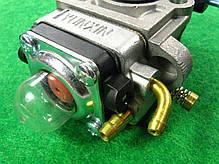 Карбюратор бензинового триммера Foresta FC-43, фото 2