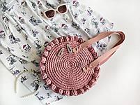 Набір для сумки Eden Rose, колір Чорний (пряжа - Антрацит меланж), фото 2