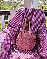 Набір для сумки Eden Rose, колір Чорний (пряжа - Антрацит меланж), фото 3