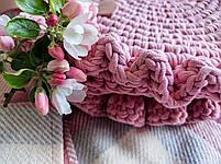 Набір для сумки Eden Rose, колір Чорний (пряжа - Антрацит меланж), фото 4