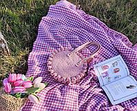 Набір для сумки Eden Rose, колір Чорний (пряжа - Антрацит меланж), фото 5