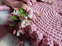 Набір для сумки Eden Rose, колір Чорний (пряжа - Антрацит меланж), фото 9