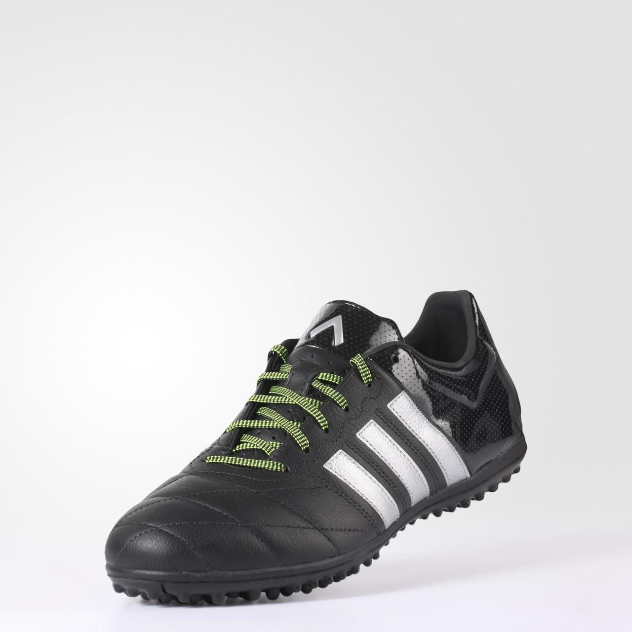on sale 49858 7f5c1 Обувь для футбола (сороканожки) Adidas ACE 15.3 TF Leather