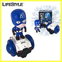 Детская игрушка Super CAPTAIN Сar / Диско машинка со светом и музыкой / Интерактивная игрушка