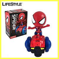 Детская игрушка Super SPIDER Сar / Диско машинка со светом и музыкой / Интерактивная игрушка