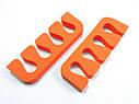 Растопырки для педикюру (роздільники пальців ніг) Eva-Line ., фото 6