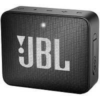Колонка JBL GO 2 Чёрная (Реплика)