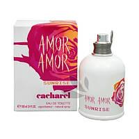 Женская туалетная вода Cacharel Amor Amor Sunrise (Кашарель Амор Амор Санрайс) 100 мл