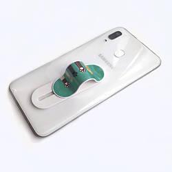Держатель для телефона Momostick Graphic, кошачьи лапки, лучше чем Попсокет и Кольцо!