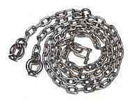 Комплект цепов из нержавейки 6 мм. для качелей, длина 180 см