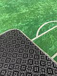 """Бесплатная доставка! Ковер в детскую """"Футбольное поле"""" 140х190см., фото 8"""