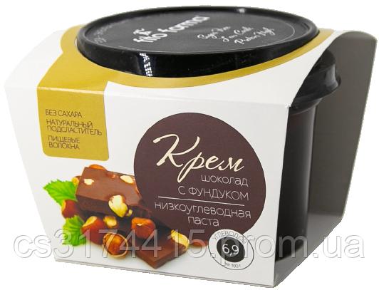 Низкоуглеводная крем-паста Fito Forma Шоколад з Фундуком (300 грам)