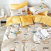 Комплект постельного белья Viluta Ранфорс 21141