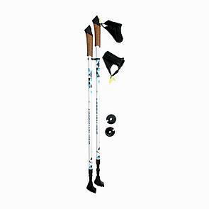 Палки трекинговые (туристические) для скандинавской ходьбы Reflex 203 белый