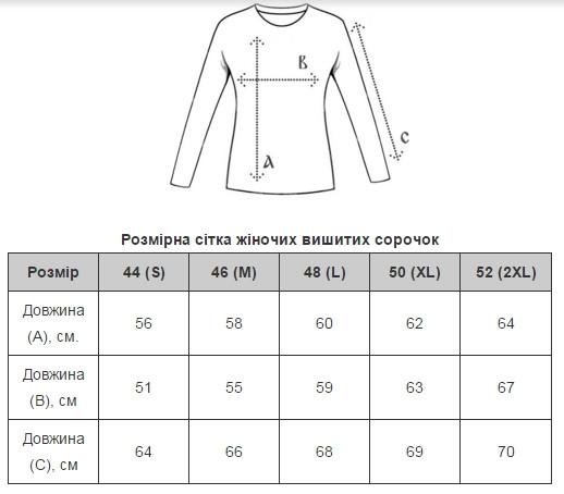 452899e5f74a Купить женскую вышиванку «Сонях і калина» в этно-стиле   Интернет ...