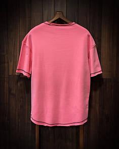 Мужская футболка Pink