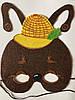 Карнавальная маска Муравей