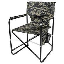 Кресло складное туристическое Vitan Режиссер (800х480х450мм), пиксель