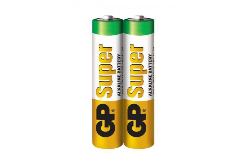 Батарейки GP AAA (Мини) Alkaline RL03