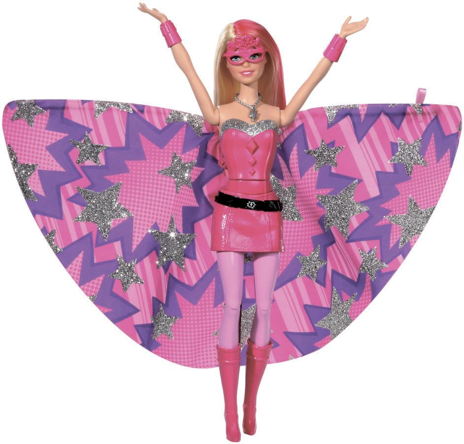 Кукла Барби Супер Принцесса Супер герой: продажа, цена в ...
