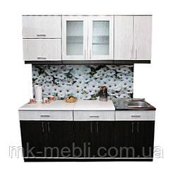 Кухня Тополь Кухня прямая, кухонный гарнитур, кухни на заказ