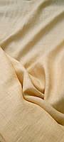 """Льняна легка тканина з """"ефектом пом'ятості"""""""